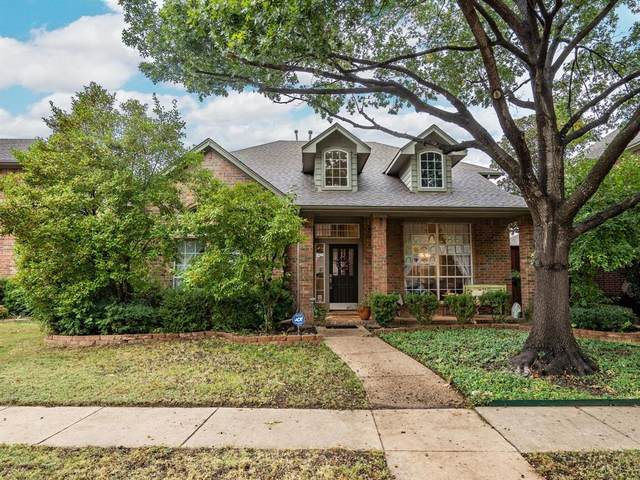 8621 Mill Creek Road, Irving, TX 75063 (MLS #14458061) :: Results Property Group