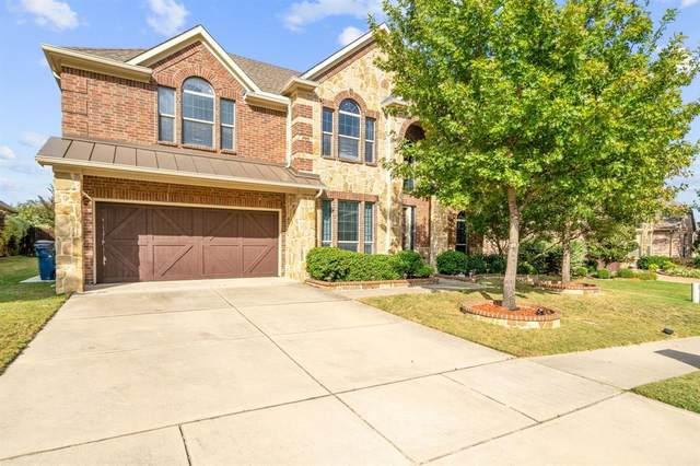 3904 Bent Creek Road, Mckinney, TX 75071 (MLS #14458098) :: The Daniel Team