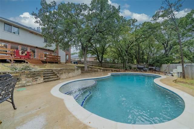2827 Southridge Drive, Denton, TX 76210 (MLS #14458127) :: Post Oak Realty