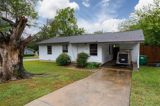 1814 Mercedes Road, Denton, TX 76205 (MLS #14458128) :: Team Hodnett