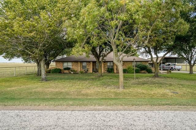 801 Boyce Road, Waxahachie, TX 75165 (MLS #14458129) :: The Kimberly Davis Group