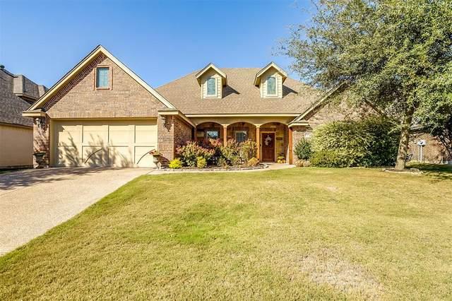 105 Chateau Drive, Aledo, TX 76008 (MLS #14458131) :: The Hornburg Real Estate Group