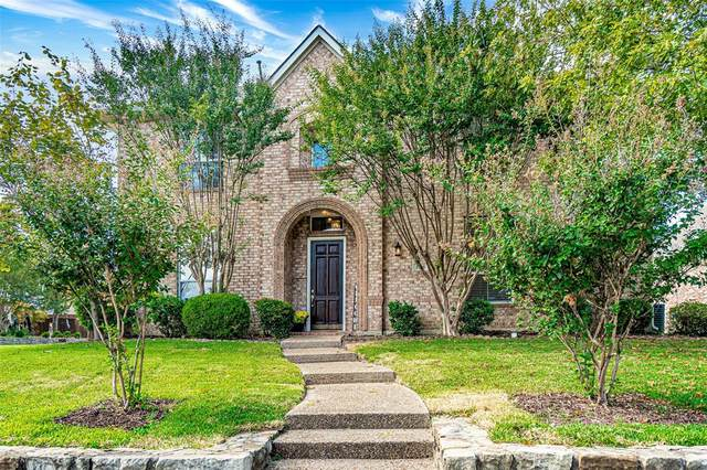 2701 Berrywood Court, Richardson, TX 75082 (MLS #14458144) :: HergGroup Dallas-Fort Worth