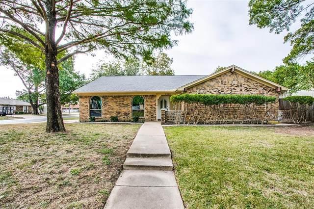 4236 Longleaf Lane, Fort Worth, TX 76137 (MLS #14458153) :: Keller Williams Realty