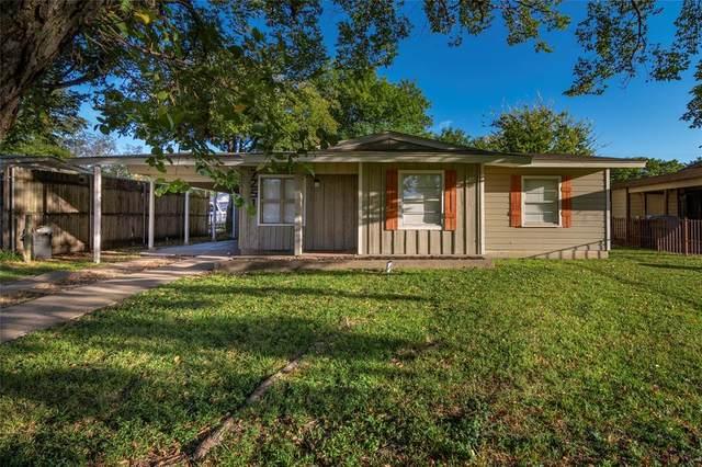 7251 Lake June Road, Dallas, TX 75217 (MLS #14458162) :: The Mauelshagen Group