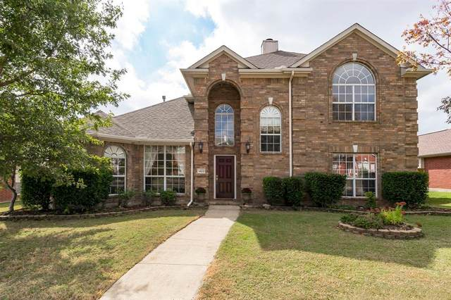 1423 Tartan Drive, Allen, TX 75013 (MLS #14458169) :: HergGroup Dallas-Fort Worth