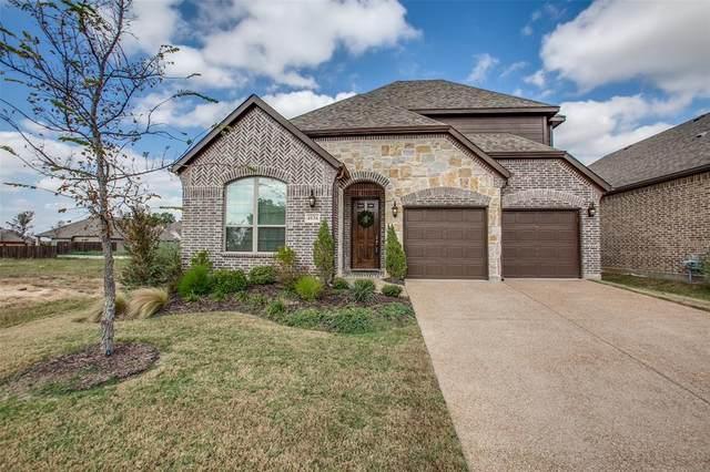 4036 Crowe Lane, Mckinney, TX 75071 (MLS #14458177) :: The Daniel Team