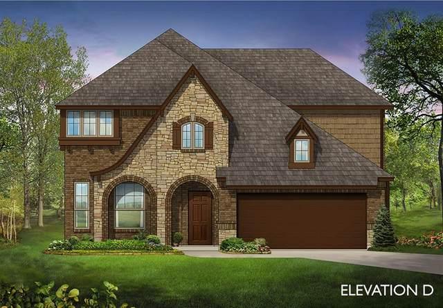 313 Prairie Oak Court, Burleson, TX 76028 (MLS #14458199) :: The Hornburg Real Estate Group