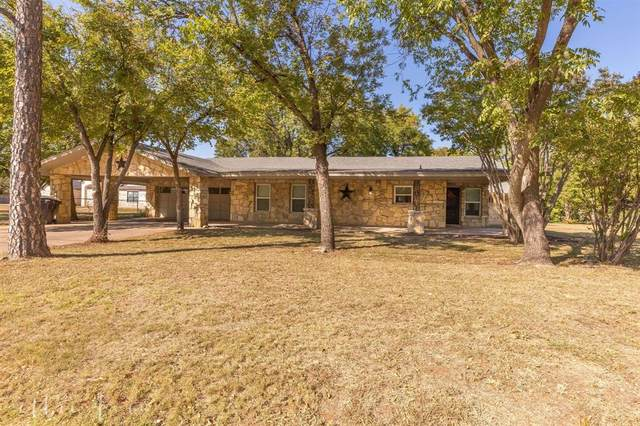750 Berry Lane, Abilene, TX 79602 (MLS #14458221) :: The Mauelshagen Group