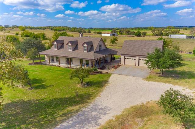 10643 County Road 466, Princeton, TX 75407 (MLS #14458231) :: Real Estate By Design