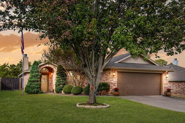 123 Sweetwater Drive, Weatherford, TX 76086 (MLS #14458240) :: The Hornburg Real Estate Group