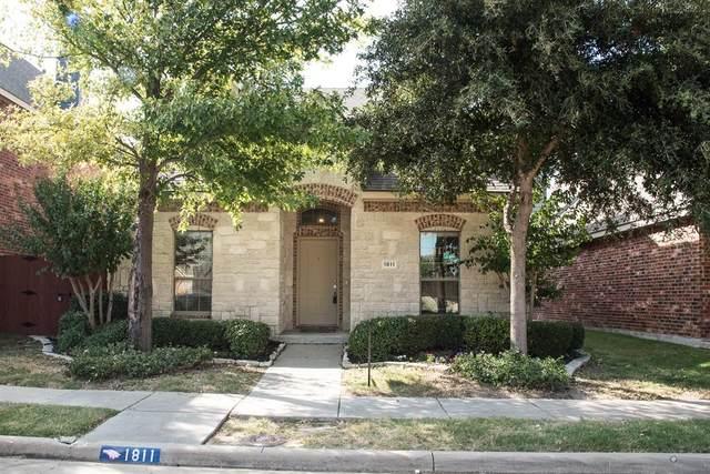 1811 Downing Street, Allen, TX 75013 (MLS #14458242) :: The Daniel Team