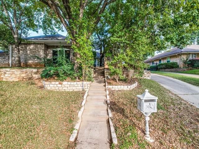 2609 Riveroaks Drive, Arlington, TX 76006 (MLS #14458244) :: The Mauelshagen Group