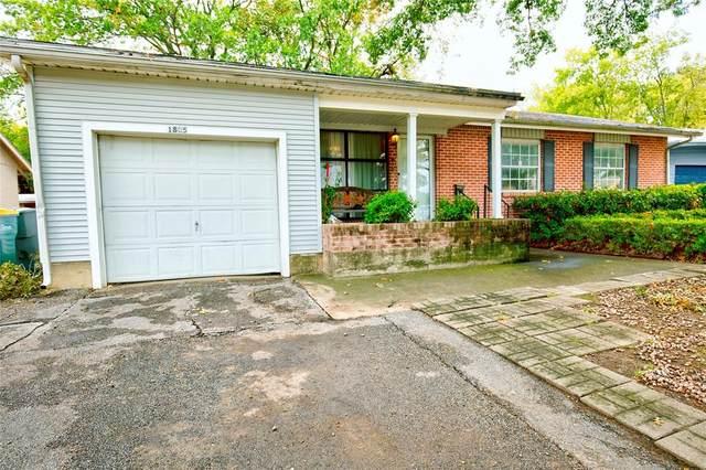 1805 W Washington Street, Sherman, TX 75092 (MLS #14458249) :: The Kimberly Davis Group