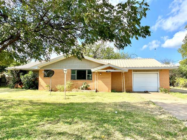 303 N Dairy Street, Breckenridge, TX 76424 (MLS #14458251) :: All Cities USA Realty