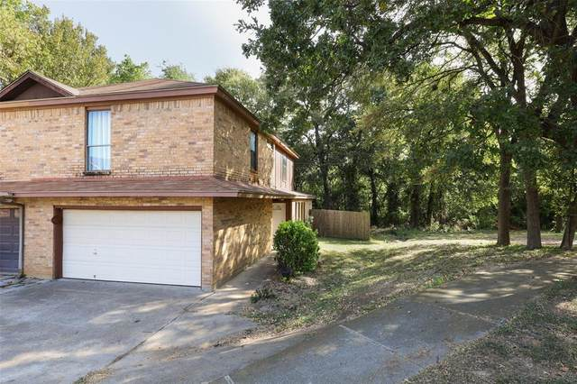 124 Main Place, Euless, TX 76040 (MLS #14458258) :: The Hornburg Real Estate Group