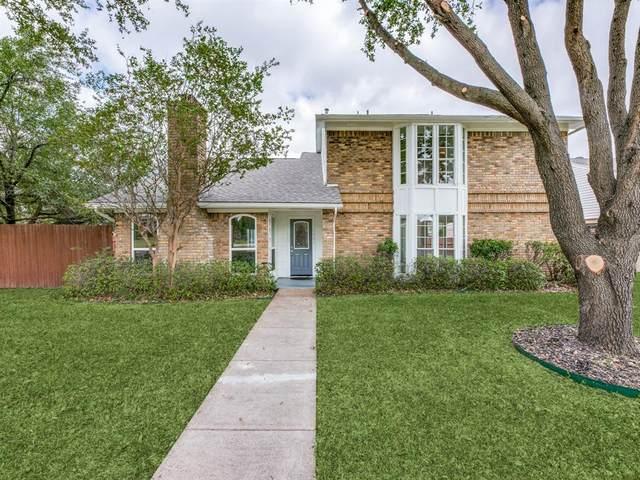 1401 Flintwood Drive, Richardson, TX 75081 (MLS #14458264) :: The Mauelshagen Group