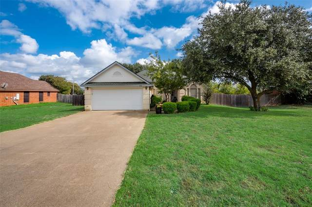408 S Cleburne Whitney Road, Rio Vista, TX 76093 (MLS #14458285) :: All Cities USA Realty