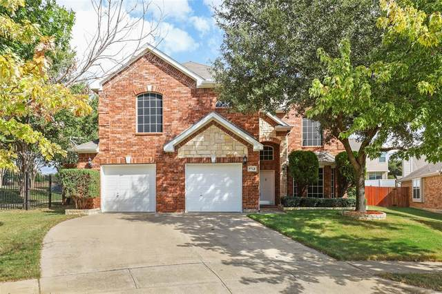 9364 Bayard Street, Fort Worth, TX 76244 (MLS #14458294) :: The Mauelshagen Group