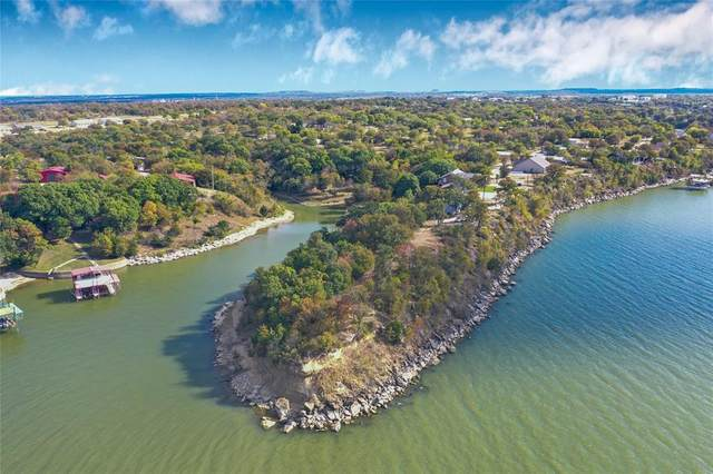 0 Crows Point, Lake Bridgeport, TX 76426 (MLS #14458303) :: The Hornburg Real Estate Group