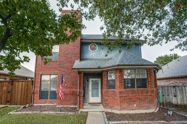651 Spring Valley Road, Allen, TX 75002 (MLS #14458315) :: The Hornburg Real Estate Group