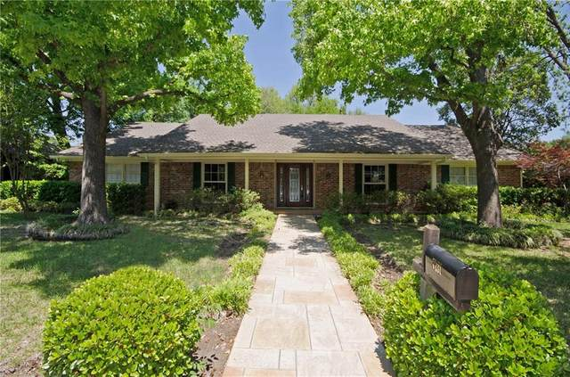 7131 Leameadow Drive, Dallas, TX 75248 (MLS #14458333) :: Real Estate By Design