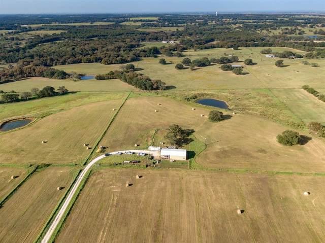 173 Hcr 1436, Covington, TX 76636 (MLS #14458355) :: Real Estate By Design