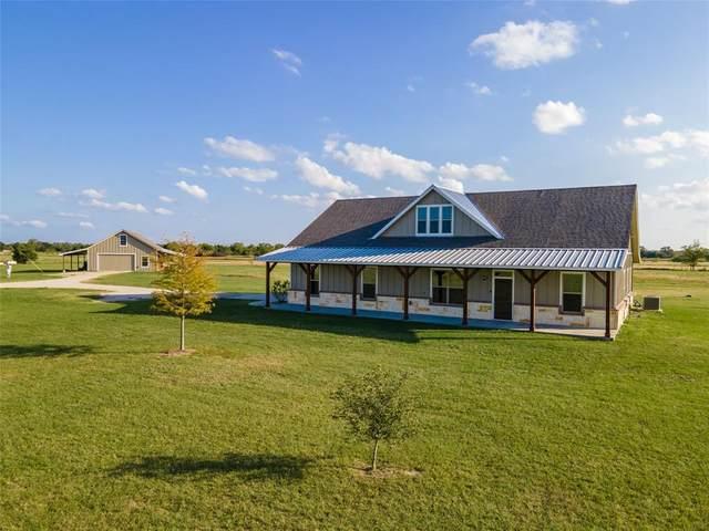 2187 Fm 1564 E, Greenville, TX 75402 (MLS #14458365) :: Trinity Premier Properties