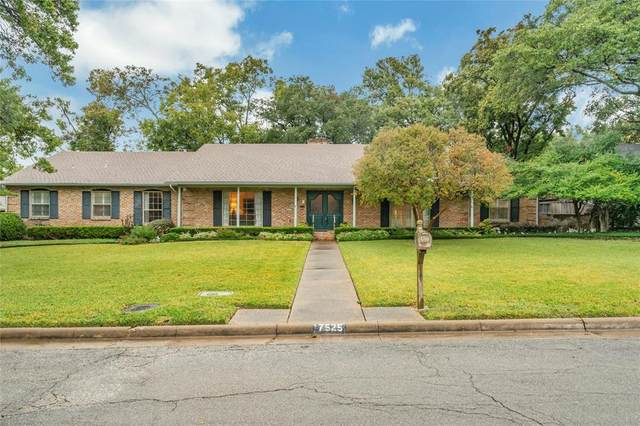 7525 Oakbluff Drive, Dallas, TX 75254 (MLS #14458369) :: Hargrove Realty Group