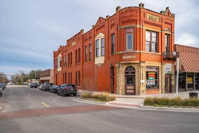 114 N Washington Street, Kaufman, TX 75142 (MLS #14458377) :: Trinity Premier Properties
