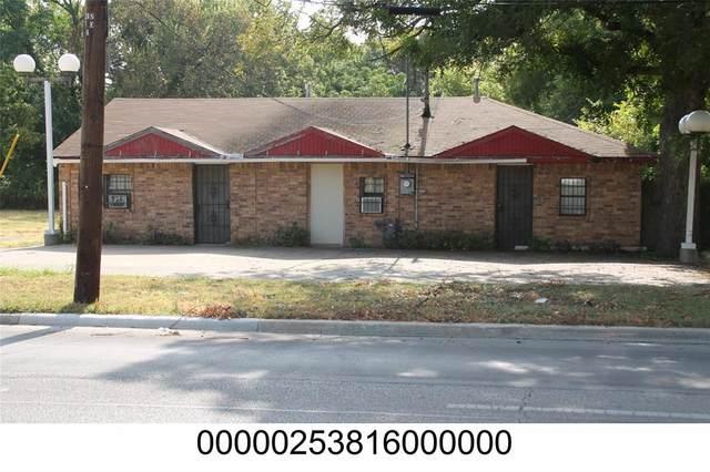 1246 E Clarendon Drive, Dallas, TX 75203 (MLS #14458379) :: All Cities USA Realty