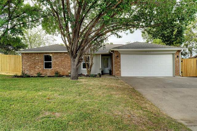 7065 Green Ridge Trail, North Richland Hills, TX 76182 (MLS #14458382) :: The Mauelshagen Group