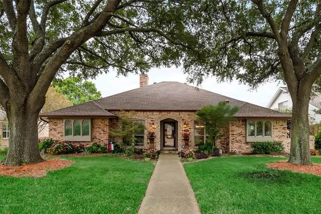 2004 Oakwood Drive, Richardson, TX 75082 (MLS #14458383) :: The Mauelshagen Group