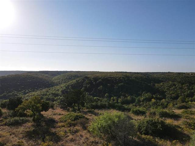 300 Oak Tree Drive, Possum Kingdom Lake, TX 76449 (MLS #14458395) :: The Hornburg Real Estate Group