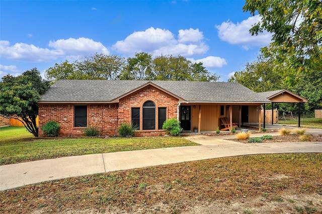 110 S Shaw Street, Tom Bean, TX 75489 (MLS #14458401) :: The Sarah Padgett Team