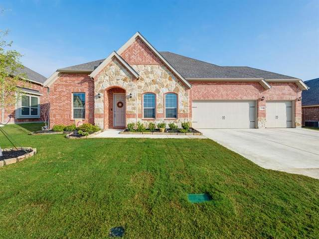 1501 Radecke, Krum, TX 76249 (MLS #14458404) :: Trinity Premier Properties