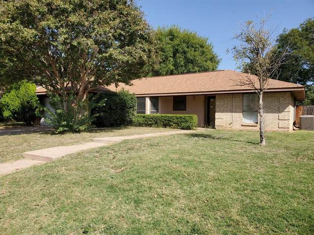 5273 Long Shadows Lane, Abilene, TX 79606 (MLS #14458409) :: The Mauelshagen Group