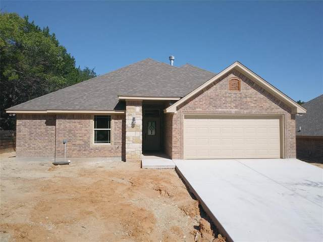 2612 Creek Drive, Granbury, TX 76048 (MLS #14458415) :: The Daniel Team