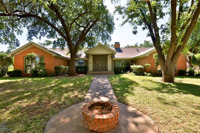 4149 S 20th Street, Abilene, TX 79605 (MLS #14458421) :: Keller Williams Realty