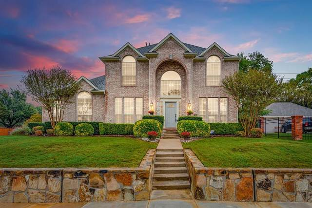 805 Olympic Drive, Keller, TX 76248 (MLS #14458422) :: Results Property Group