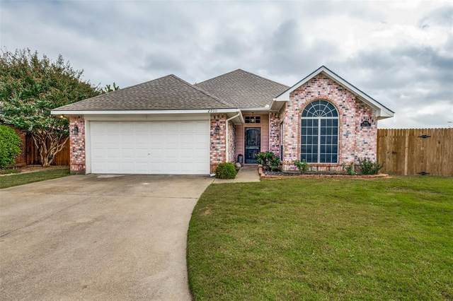 2950 Moreau Court, Fort Worth, TX 76118 (MLS #14458428) :: The Sarah Padgett Team