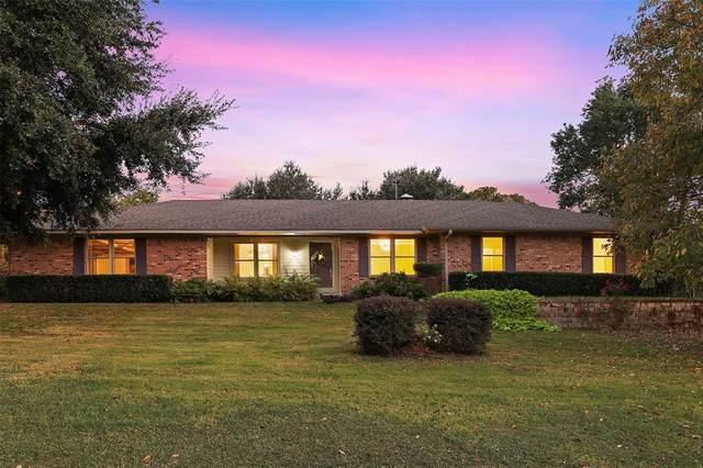 3703 NE County Road 95, Corsicana, TX 75109 (MLS #14458437) :: The Mauelshagen Group
