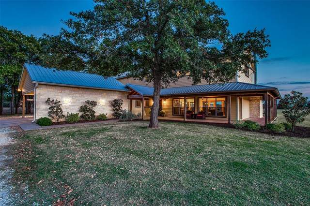 260 Buckshot, Whitney, TX 76692 (MLS #14458453) :: The Juli Black Team