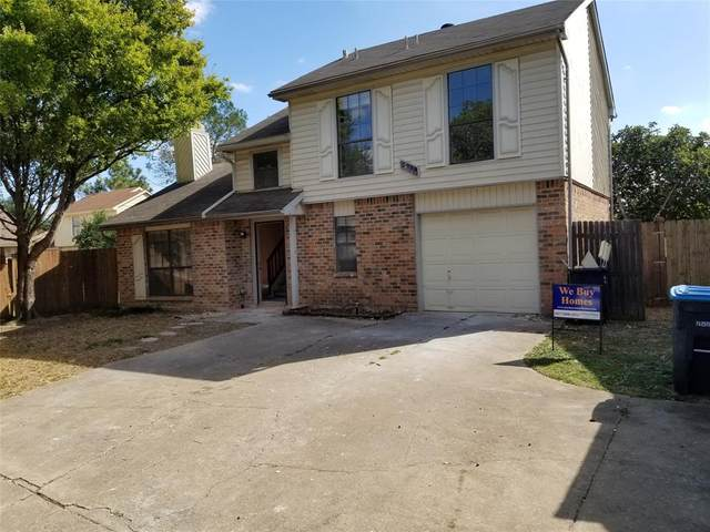 6730 Fire Hill Drive, Fort Worth, TX 76137 (MLS #14458464) :: The Mauelshagen Group