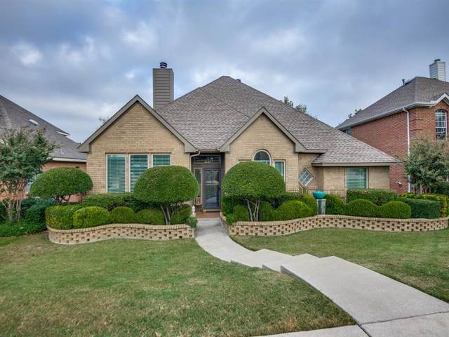2015 Arbor Creek Drive, Carrollton, TX 75010 (MLS #14458532) :: HergGroup Dallas-Fort Worth