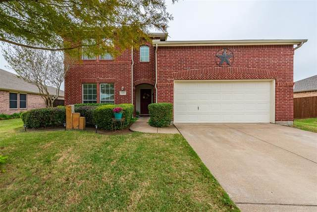 129 Cherrytree Trail, Forney, TX 75126 (MLS #14458542) :: The Good Home Team