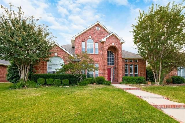 3404 Meadow Cove Drive, Carrollton, TX 75007 (MLS #14458545) :: The Mauelshagen Group