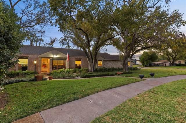 3810 Seguin Drive, Dallas, TX 75220 (MLS #14458557) :: The Paula Jones Team | RE/MAX of Abilene