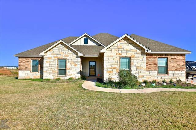 127 Purcell Lane, Tuscola, TX 79562 (MLS #14458571) :: Team Hodnett