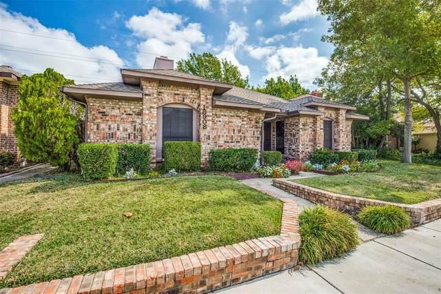 18908 Whitewater Lane, Dallas, TX 75287 (MLS #14458575) :: Justin Bassett Realty